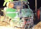 Wypadek w Baczy�awiu