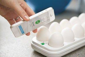 Sprawdź smartfonem świeżość jajka