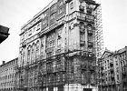 Spektakularny remont słynnej warszawskiej kamienicy. Był to najwyższy budynek w przedwojennej Polsce