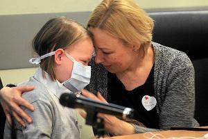 Hania po przeszczepie: Teraz będę mogła wszystko, aż się przestraszyłam, że serce bije tak mocno