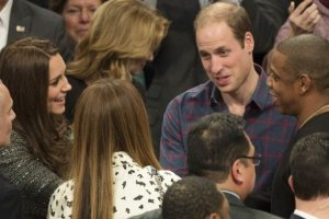 Kate Middleton, Beyonce, ksi��� William, Jay-Z