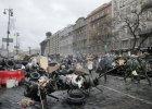"""Zabito dziennikarza, zwolennika Majdanu. """"Znaleziony z torb� na g�owie, z ranami zadanymi no�em"""""""