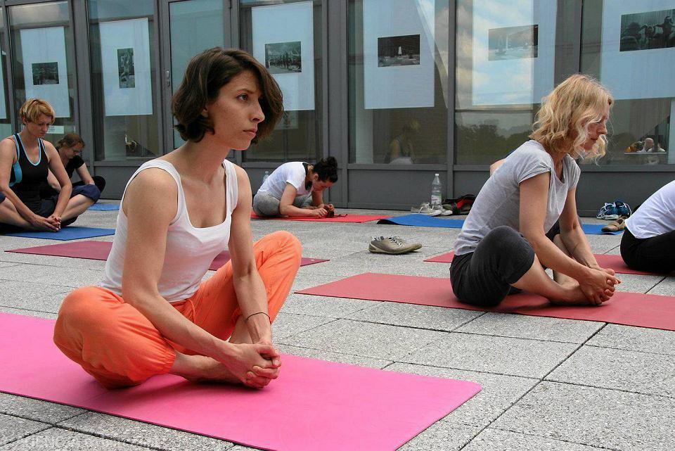 yoga w toruniu