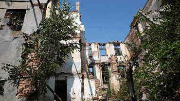 Tak Biały Pałac w Piastowie wyglądał w 2009 roku