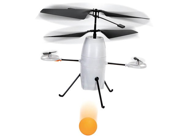 The iPhone Controlled Ball Dropping Bomber. Cena: 130 dol.