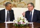 """""""Putin? Mam z nim stosunki tylko zawodowe""""; """"Chc� potwierdzi� zaanga�owanie USA w wasze bezpiecze�stwo"""""""