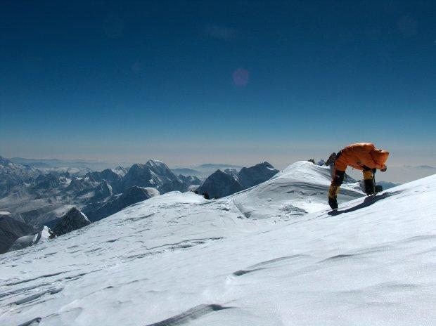 690f0210be106 Zew lodu. Ośmiotysięczniki zimą - moje prawie niemożliwe marzenie ...