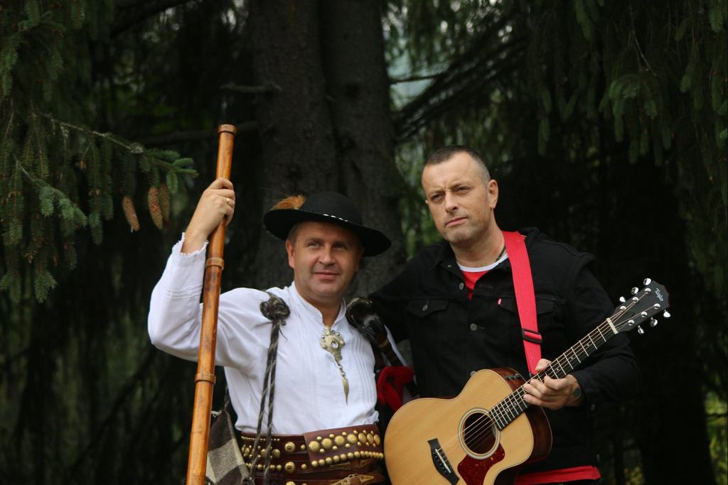 Tymon Tymański i Krzysztof Trebunia-Tutka / Ksenia Pierzchała