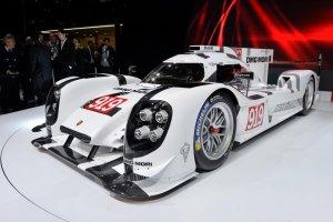 Salon Genewa 2014 | Porsche 919 Hybrid | Gotowy na Le Mans