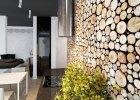 Drewniane dekoracje wn�trz - 14 oryginalnych pomys��w