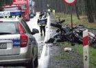 Dwaj m�odzi sportowcy zgin�li w wypadku. Trener: Byli nasz� nadziej�