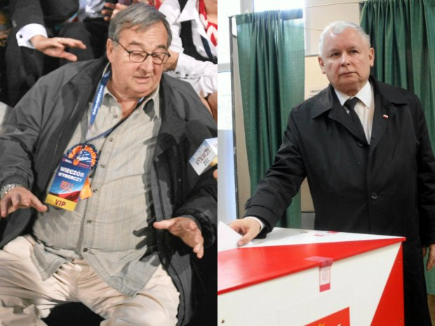 Krzysztof Kowalewski znieważył Jarosława Kaczyńskiego? Ryszard Nowak donosi do prokuratury