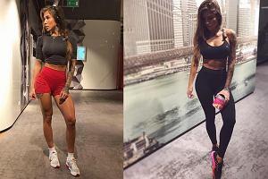 Deynn na siłowni. 3 stylizacje w stylu blogerki