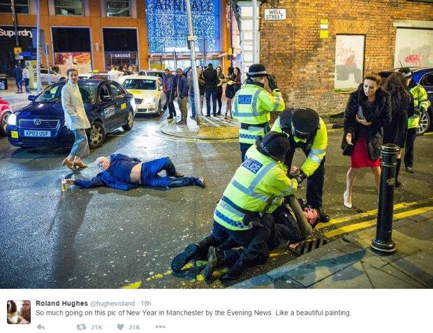 Sylwester w Manchesterze