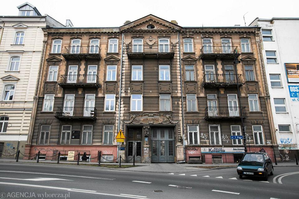 Kamienica przy ul. 3 Maja 22 w Lublinie, w której mieszkała rodzina Gorzelów.