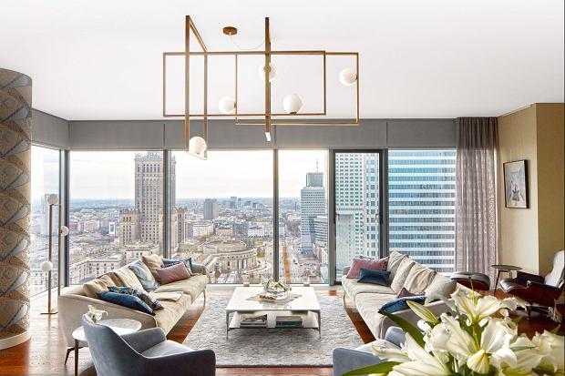 Apartament na 25. piętrze wieżowca Cosmopolitan