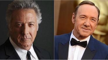 Dustin Hoffman, Kevin Spacey