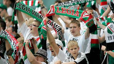 Legia Warszawa. Karta Kibica jest już niepotrzebna