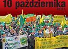 Działkowcy szykują wielką demonstrację w Warszawie