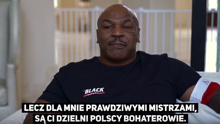 Mike Tyson o Powstaniu Warszawskim