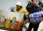 Dostawy wody pitnej do miasta Flint