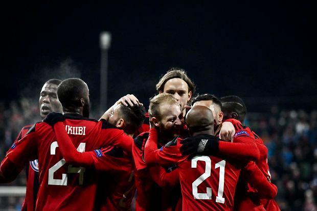 Liga Europy. Szwedzka rewelacja w fazie pucharowej! Kolejne drużyny z awansem