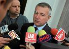 """Pawe� Gra� w RMF FM: """"Nie b�dzie dymisji ministra Sienkiewicza"""""""