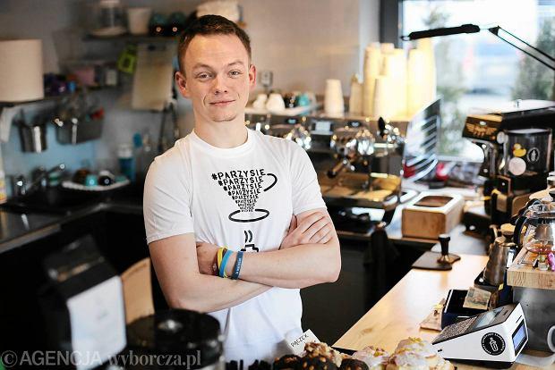 kawiarnia Coffeece, kawa specialty w Krakowie