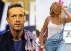 Chris Martin i Beyonce