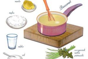 Zag�szczamy zupy i sosy - 19 sposob�w