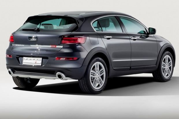 Samochody z nowej bajki | Qoros