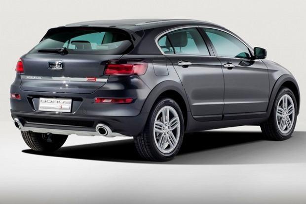 Samochody z nowej bajki - Qoros