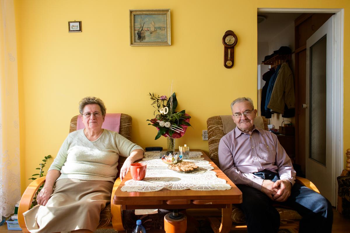 Jadwiga i Alfons (fot. Piotr Idem)