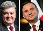 Andrzej Duda proponuje nowy format rozm�w w sprawie Ukrainy. Poroszenko: Nie ma takiej potrzeby