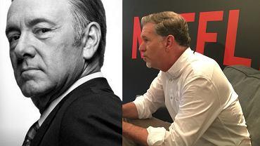 Reed Hastings pojawił się na premierze Netfliksa w Polsce