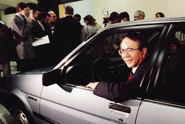 Zmarł Tatsuro Toyoda - człowiek, który uczynił Toyotę wielkim graczem