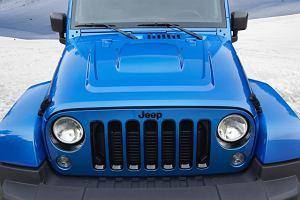 Akcje przywo�awcze | Jeep Wrangler | Problem z poduszkami