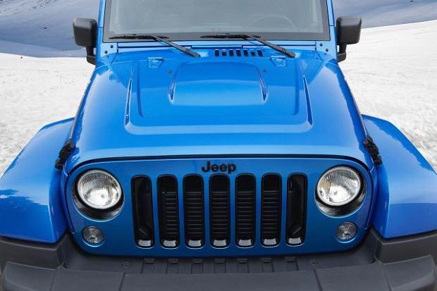 Akcje przywoławcze | Jeep Wrangler | Problem z poduszkami