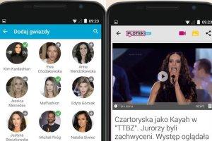 Plotek.pl Buzz w Twoim smartfonie. Pobierz i zainstaluj darmow� aplikacj�, dzi�ki kt�rej wszystkie gwiazdy znajdziesz w jednym miejscu!
