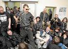 Anarchi�ci okupowali komisariat na Starym Mie�cie w Poznaniu