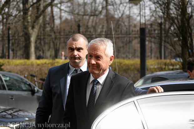 """Szef Rady Europy z wizyt� w Polsce. """"Trybuna� Konstytucyjny jest sparali�owany"""""""