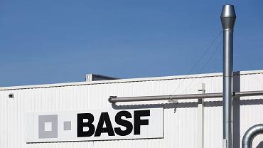 BASF, fabryka w Genay we Francji.
