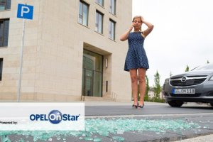 Opel OnStar zlokalizuje skradzione auto!
