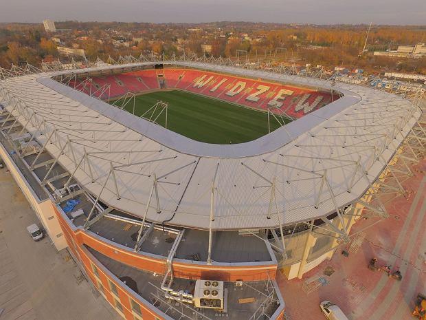 Zdjęcie numer 5 w galerii - Rekord Widzewa na nowym stadionie. I to w trzeciej lidze!