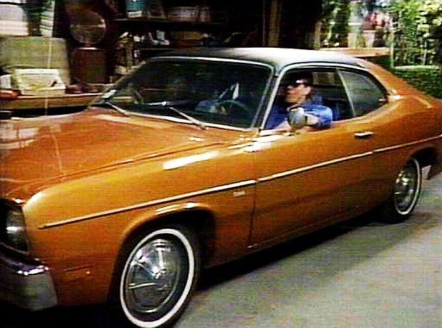 Nash Bridges Plymouth Hemi Cuda Convertible