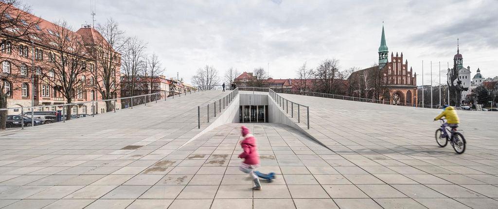 Szczecińskie Muzeum Centrum Dialogu Przełomy / Juliusz Sokolowski