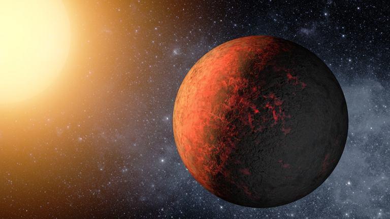Tak może wyglądać pozasłoneczna planeta odkryta przy pomocy teleskopu Keplera