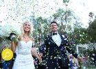 Sukienki na wesele w kolorze pudrowego r�u