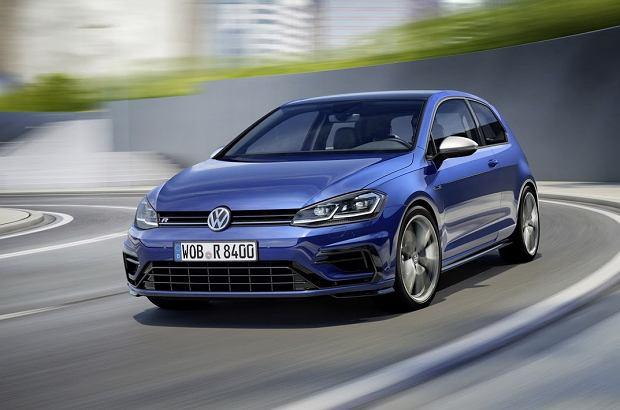 Volkswagen Golf R | Jeszcze więcej mocy
