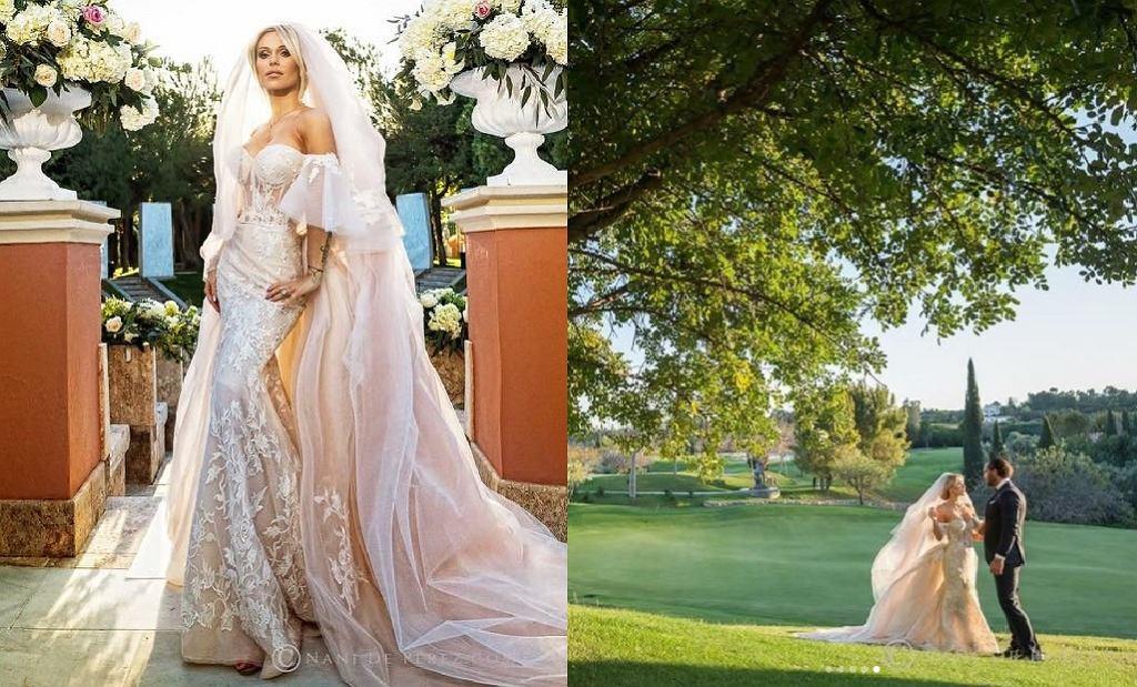 Zgadniecie Ile Kosztowała Suknia ślubna Dody I Kto Ją Zaprojektował